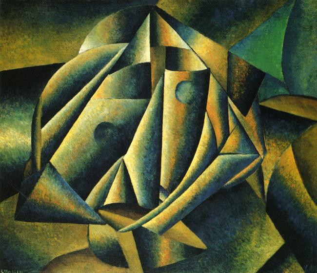 Lyrical Abstraction 21st Century Art Movements