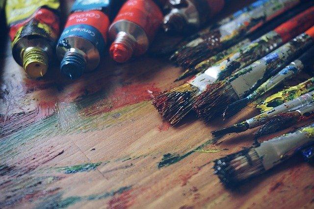 Types of tempera paint