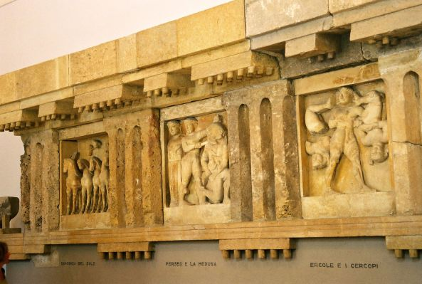 What is Aegean Sculpture