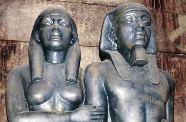What is Egyptian Sculpture
