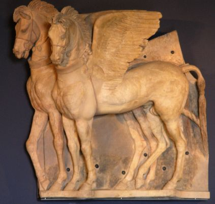What is Etruscan and Roman Sculpture