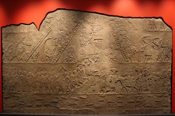 Definition of Mesopotamian Sculpture