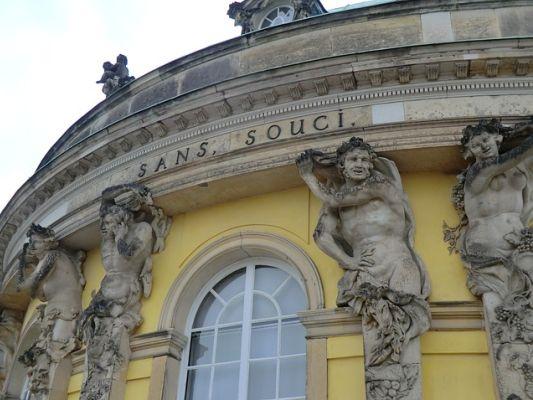Definition of Rococo Sculpture