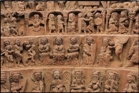 Definition of Romanesque Sculpture
