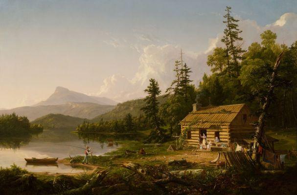 Western Painting in America
